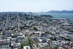 City of San Francisco, California Stock Photo
