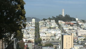 City of San Francisco (2 of 3) stock footage