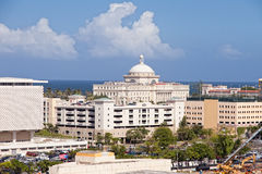 City of San Juan, Puerto Rico Royalty Free Stock Images