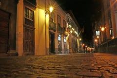 City Santa Cruz De La Palma Royalty Free Stock Image
