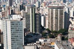 city of sao paulo royalty free stock image