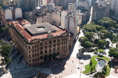 City of Sao Paulo, Brazil Royalty Free Stock Images