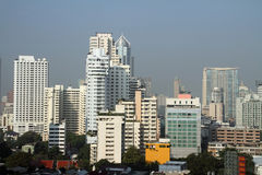 City scape of Bangkok. Thailand Royalty Free Stock Photography