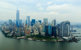 City scape in Manhattan, New York Stock Photography