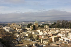 City scape in Toledo 3 Royalty Free Stock Photography