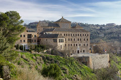 City scape in Toledo Royalty Free Stock Image
