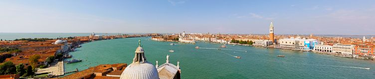 City scape Venice Stock Images