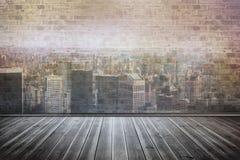 City scene Stock Photography