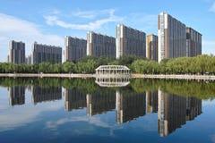 City scenery Stock Photography