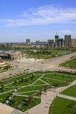 City Scenery in north china Stock Photography