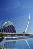 City of science - Valencia Spain Royalty Free Stock Photography