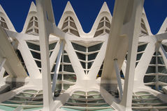 City of Sciences in Valencia, Spain Stock Photo