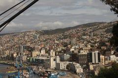 City Sea Port South America Building stock photo