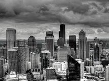 City of Seattle Stock Photography