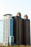 City sence Royalty Free Stock Photo