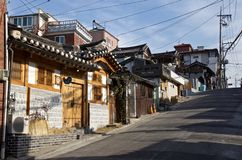 City seoul Royalty Free Stock Image