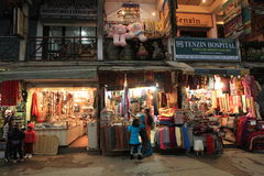 The City of Shimla Stock Photos