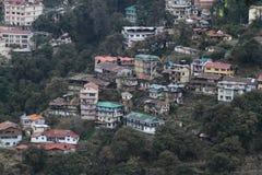 The city of Shimla Stock Photo