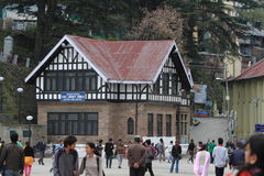 The city of Shimla Royalty Free Stock Image