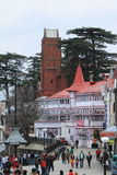 The city of Shimla Stock Images