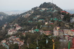 The City of Shimla Royalty Free Stock Images