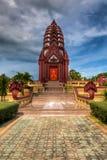 City Shrine Royalty Free Stock Photo