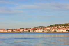 The city of Sibenik Stock Photo