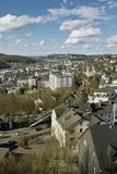 City of Siegen Royalty Free Stock Photography