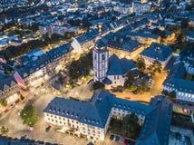 City of Siegen, Germany Royalty Free Stock Photo