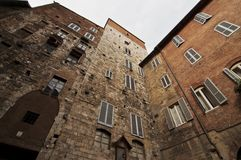 City of Siena Stock Photography