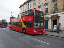 City Sightseeing bus in Bath Stock Photos