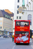 City Sightseeing Tours Royalty Free Stock Photo