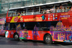 City sightseeing ROMA Royalty Free Stock Photos