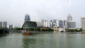 City of Singapore Stock Photo
