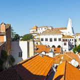 City of Sintra Stock Photography