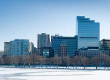 City Skline Royalty Free Stock Photography