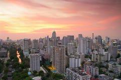 City Skyline Stock Photography