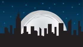 City Skyline Royalty Free Stock Photography