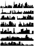 City skyline Royalty Free Stock Image