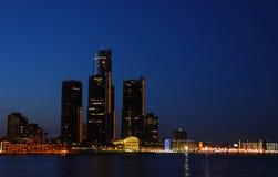 city skyline στοκ εικόνες με δικαίωμα ελεύθερης χρήσης