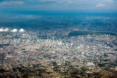 City Skyline, Bangkok, Thailand Bangkok is the capital city of Thailand and the most populous city in the country. City Skyline, Bangkok, Thailand Bangkok is Stock Image