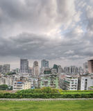 City skyline in Macao Royalty Free Stock Photography
