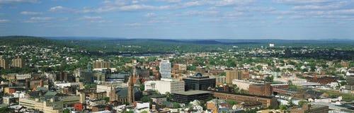 City skyline, New Jersey Stock Image