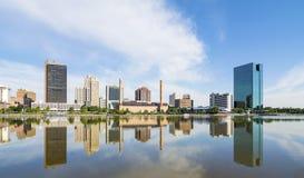 City Skyline Stock Images