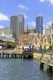 City Skyline, Sydney, Australia Royalty Free Stock Photo