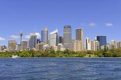 City Skyline, Sydney, Australia Royalty Free Stock Photos