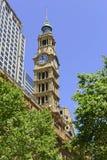 City Skyline, Sydney, Australia Royalty Free Stock Images