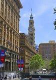 City Skyline, Sydney, Australia Royalty Free Stock Photography