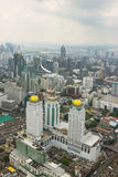 City of Southeast Asia Stock Photo