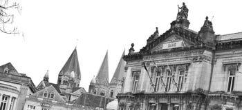 City Spa Belgium Stock Images